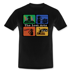 The Lost Arts